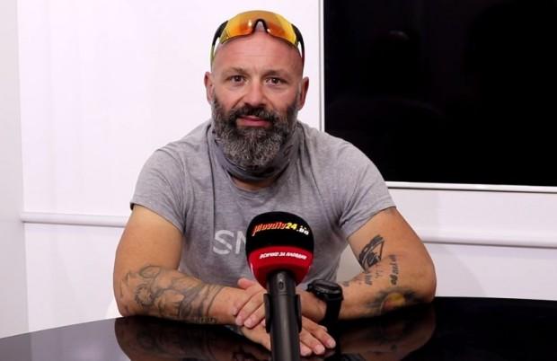 Снимка: Този мъж ще направи нещо невиждано в Пловдив и цяла България!