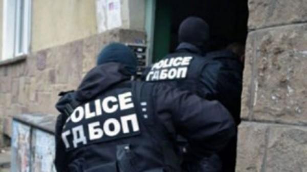 Наркодилър бе заловен при специализирана полицейска операция, проведена на територията
