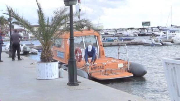 Издирвателната акция за потъналите рибари край нос Емине засега се
