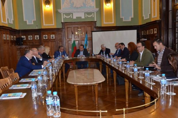 Възможностите за инвестиране в производство в региона обсъдиха днес представители
