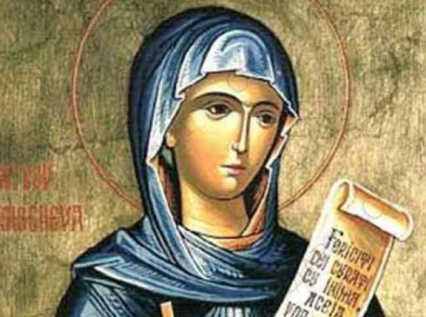 Православната църква днес чества празника Петковден. Светицата-патрон на името е