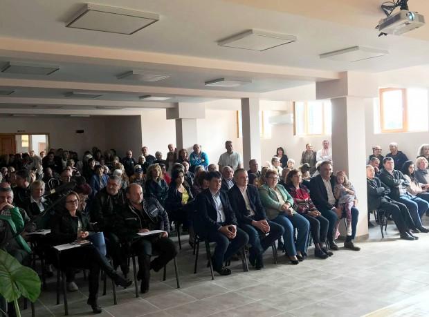 Читалището на с. Аспарухово, община Дългопол вече има просторна зрителна