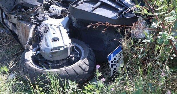 Асеновградски полицаи изясняват причините и обстоятелствата около пътен инцидент със