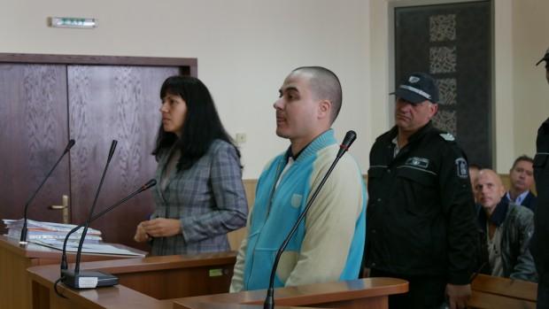 Никола Ерелийски остава окончателно в ареста, предаде репортер наPlovdiv24.bg.Пловдивския Апелативен