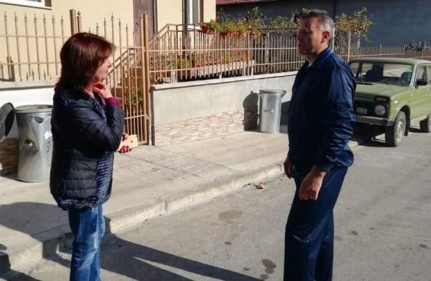Служителят на МВР Румен Костадинове първият, който е оказал помощ