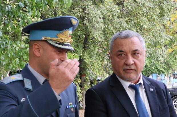 Вицепремиерът Валери Симеонов взе участие в тържественото честване на Деня