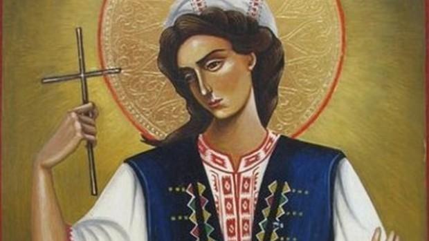 На 18 октомври православната църква отбелязва деня на Св. вмчца