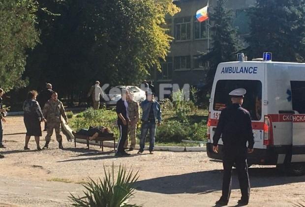 Продължава разследването на трагедията в колежа в Керчна Кримския полуостров.