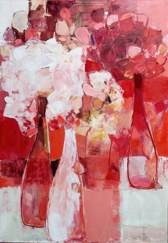 >Постоянно e участието не само на художници и галерии, които