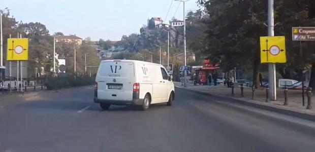 ВИП охранители потъпкаха закона в центъра на Пловдив. Това съобщи
