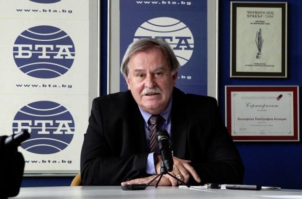 Генералният директор на Българската телеграфна агенция Максим Минчев определи като