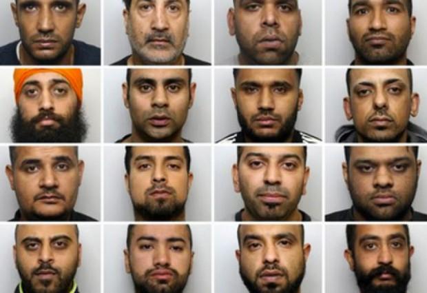 Група от 20 души бяха осъдени за масово изнасилване и