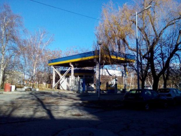 Бензиностанции