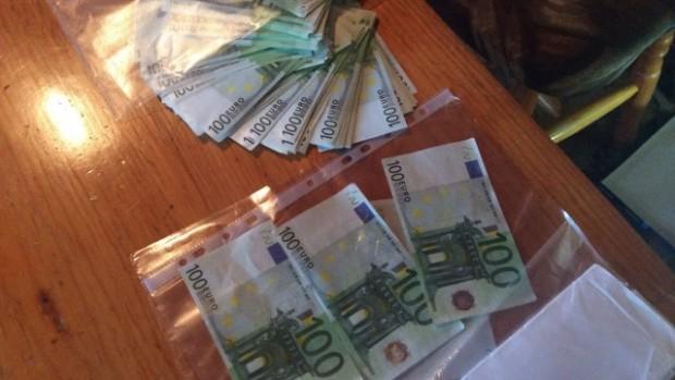 Разкриха най-мащабната печатница за пари у нас. Това стана ясно