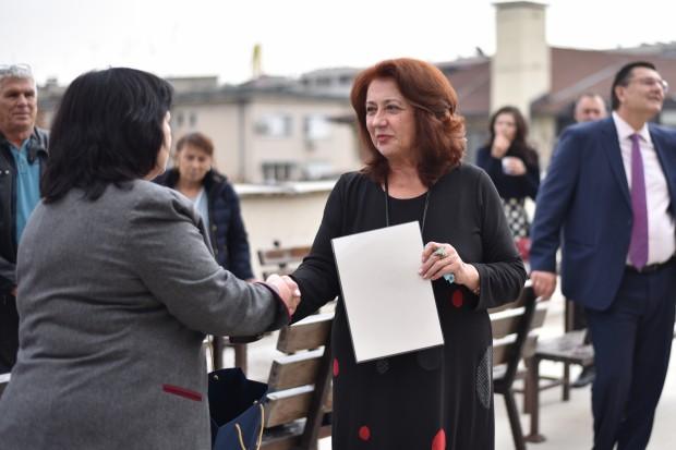 По предложение на председателя на Апелативен съд – Пловдив Магдалина