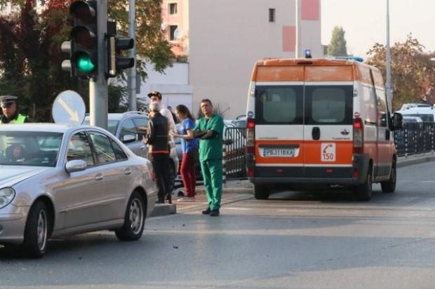 Репортер на Plovdiv24.bg намери очевидец на тежката катастрофа, която днес