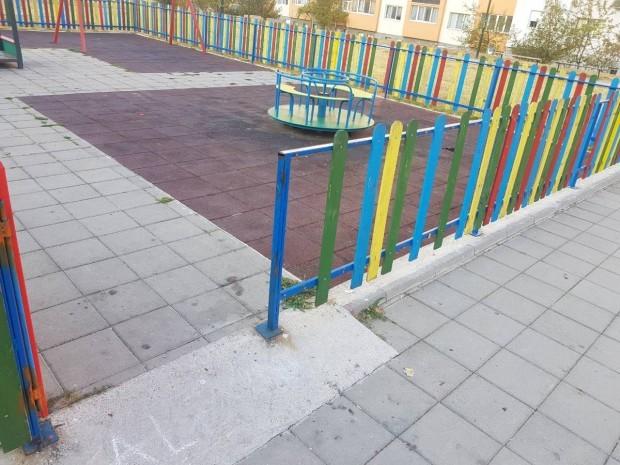 Кметът на Благоевград д-р Атанас Камбитов разпореди почистването на детските