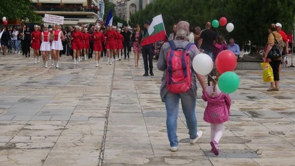 104 млади пловдивски дарования получиха специални парични стимули за постигнати