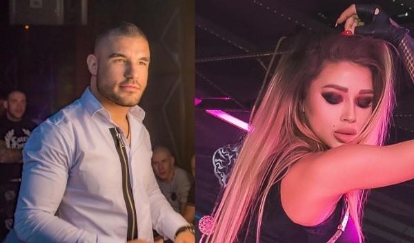 Любимата танцьорка на Слави Трифонов румънката Даниелла Елла успя да