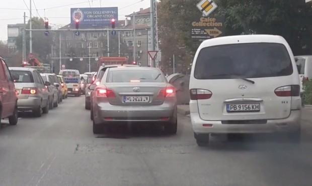 Умопомрачителна маневра с неочакван край - така читател на Plovdiv24.bg