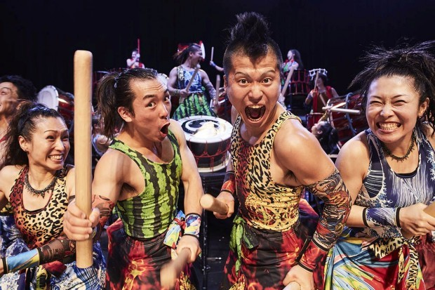 Японските барабанисти Ямато, които ще изнесат концерт за първи път