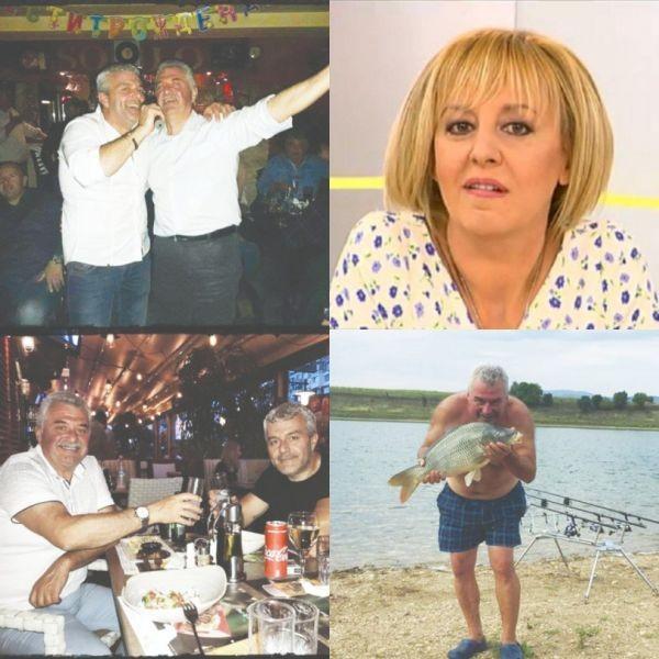 Бившият съпруг на Мая Манолова, чиято фамилия тя все още