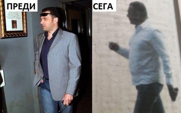 Юксел Кадриев се е окръглил сериозно. Фотографите на