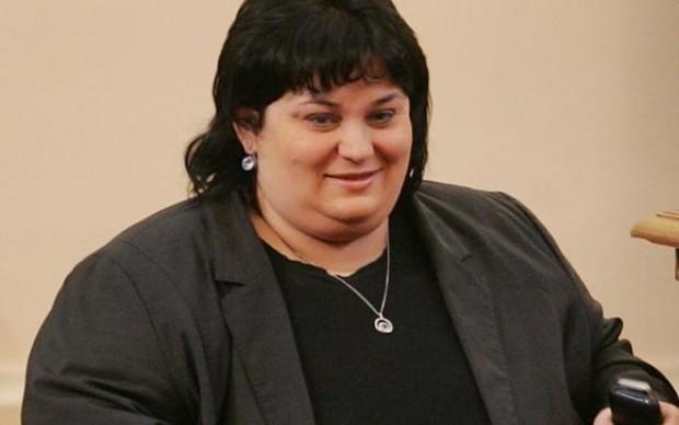 Бившата шефка на парламентарната група на ГЕРБ – Искра Фидосова,