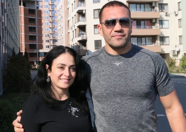 Претендентът за световната титла по бокс Кубрат Пулев изненадващо посети