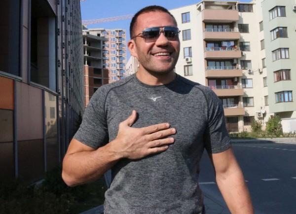 Претендентът за световната титла по бокс Кубрат Пулев се изказа