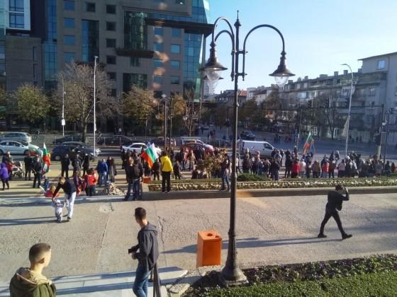 <div Във Варна и днес продължават протестите против високите цени