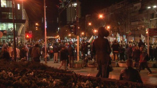 bTV виж галерията Пореден ден на протести в различни градове на