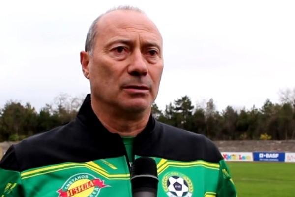 Емил Велев е новият старши треньор на ФК