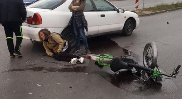 Фейсбук Вчера, около 16:35 часа, в гр. Варна, на кръстовището на