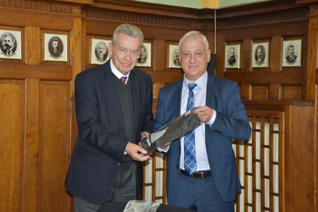 Подкрепата за Пловдив – Европейска столица на културата 2019 се