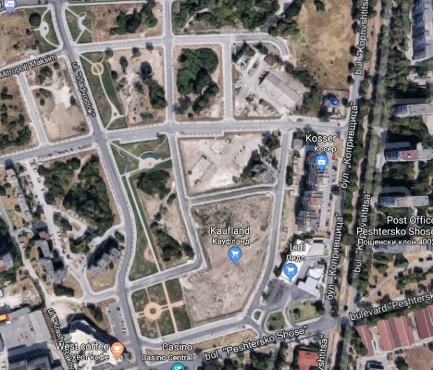 Община Пловдив е спечелила дело за 4 имота, собственост на