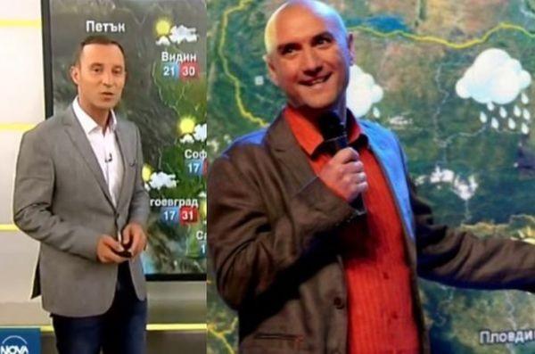 Репортерът на Нова телевизия Николай Василковски, който от няколко месеца