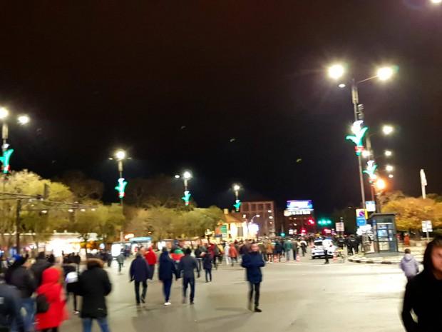 Varna24.bg Протестите във Варна продължиха и снощи, съобщиха участници за