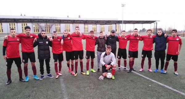 Страшата възраст на Локомотив (Русе) изигра последния си мач от