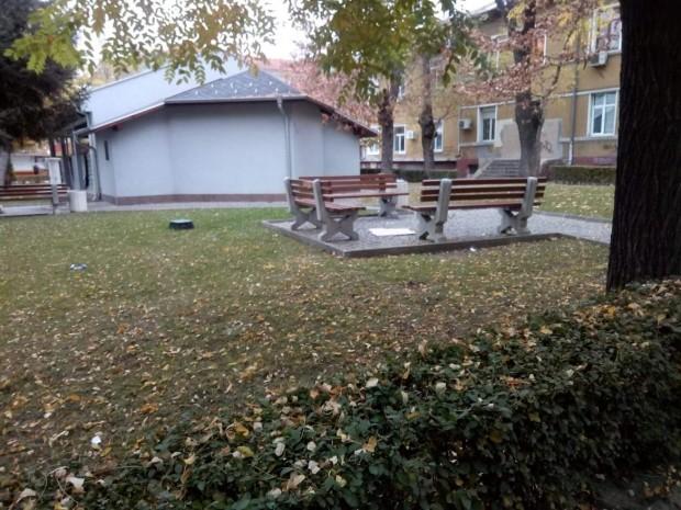 Издигат паметник на Тодор Александров в Пловдив, предаде репортер на