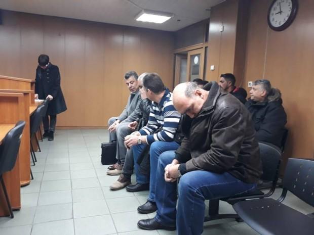 В присъствието на свидетелите по делото срещу ексшефа на асеновградската