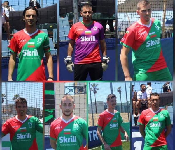 Българският народ има повод за гордост. Националите по минифутбол станаха