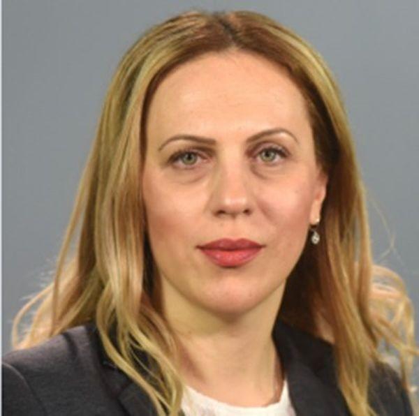 Началникът на кабинета на вицепремиера Валери Симеонов - Марияна Николова