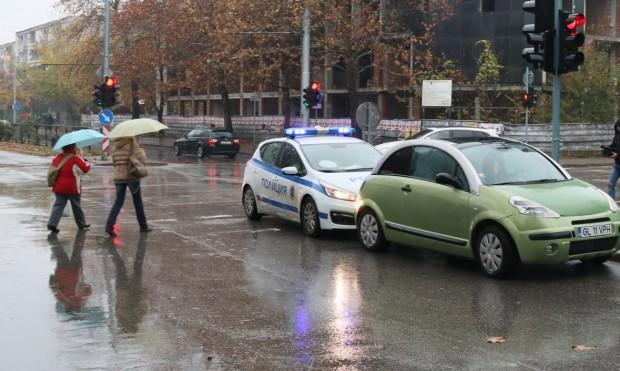 Лекият автомобил, блъснал жена и детето й в Пловдив, е