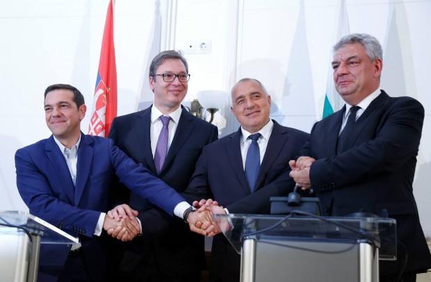Сръбският президент Александър Вучич коментира гласуването вчера в Дубай за