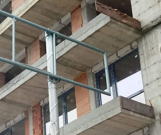 Арт строителство - така читател на Plovdiv24.bg озаглави сигнала си