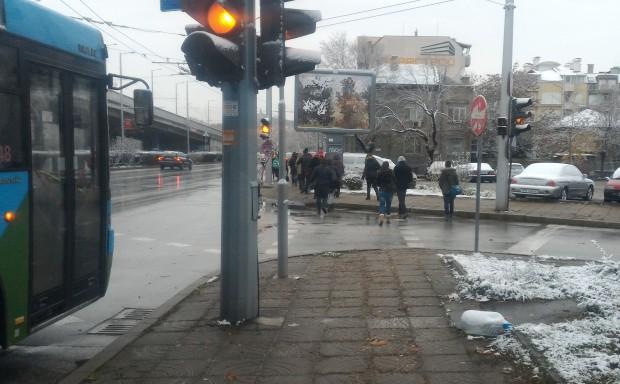 Неотоплен таралясник заряза хората по средата на улицата - така