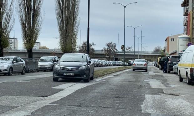 За поредно нарушаване на законите в Пловдив информира читател на