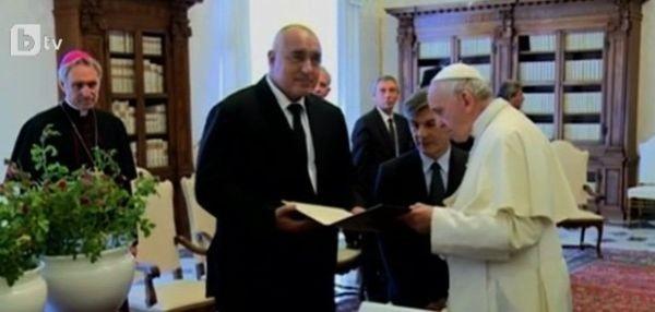 Папа Франциск вероятно ще има визита у нас през май