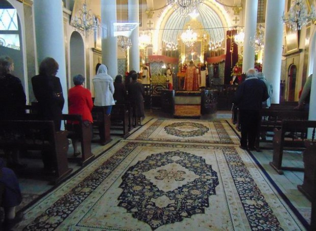 """Арменската Апостолическа православна църква """"Сурп Кеворк"""" в Пловдив навършва 190"""
